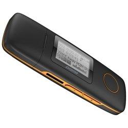 Digma U3 4Gb (черный-оранжевый)