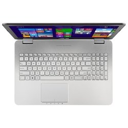 "asus n551jx (core i7 4710hq 2500 mhz/15.6""/1920x1080/8.0gb/750gb/dvd-rw/nvidia geforce gtx 850m/wi-fi/bluetooth/win 8 64)"