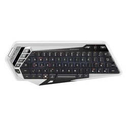 mad catz s.t.r.i.k.e. m wireless keyboard black-silver bluetooth