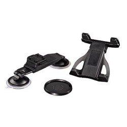 Автомобильный держатель для навигатора, планшета Hama H-93792 (черный)