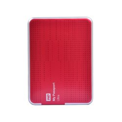 "western digital wd my passport ultra 1tb wdbjnz0010brd-eeue + чехол 2.5"" (красный)"
