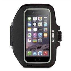 """Чехол с ремешком на руку для Apple iPhone 6 Plus, 6s Plus 5.5"""" (Belkin Slim-Fit Plus F8W610btC00) (черный)"""