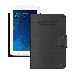 """Универсальный чехол-книжка для планшетов 6-7"""" (Deppa Wallet Fold 87025) (черный)"""