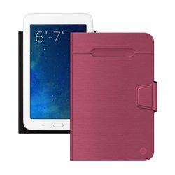 """Универсальный чехол-книжка для планшетов 6-7"""" (Deppa Wallet Fold 87028) (красный)"""