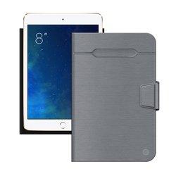 """Универсальный чехол-книжка для планшетов 8"""" (Deppa Wallet Fold 87031) (серый)"""