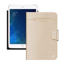 """Универсальный чехол-книжка для планшетов 8"""" (Deppa Wallet Fold 87032) (золотистый)"""