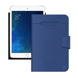 """Универсальный чехол-книжка для планшетов 8"""" (Deppa Wallet Fold 87034) (синий)"""