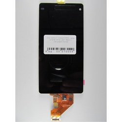 Дисплей с тачскрином для Sony Xperia Z1 Compact D5503 (70059) (черный)