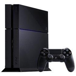 Игровая приставка Sony PlayStation 4 1Tb (CUH-1208B) (черный) :::