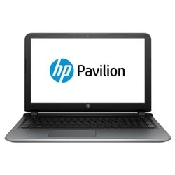 "hp pavilion 15-ab005ur (core i5 5200u 2200 mhz/15.6""/1366x768/4.0gb/500gb/dvd-rw/intel hd graphics 5500/wi-fi/bluetooth/dos)"