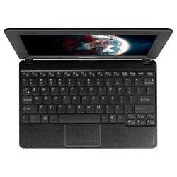 "lenovo ideapad e10 (celeron n2840 2160 mhz/10.1""/1366x768/2.0gb/320gb/dvd нет/intel gma hd/wi-fi/bluetooth/win 8 64) (59442940) (черный)"