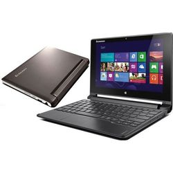"Lenovo IdeaPad Flex 10 (Celeron N2840 2160 Mhz/10.1""/1366x768/4.0Gb/500Gb/DVD ���/Intel GMA HD/Wi-Fi/Bluetooth/DOS) (����������)"