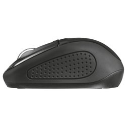 trust primo wireless mouse black usb