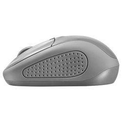 trust primo wireless mouse grey usb