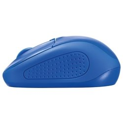 trust primo wireless mouse blue usb