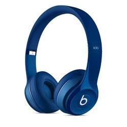 Проводные наушники Apple Beats Solo2 (MHBJ2ZM/A) (синий)