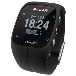 Спортивные часы Polar M400 (черный)