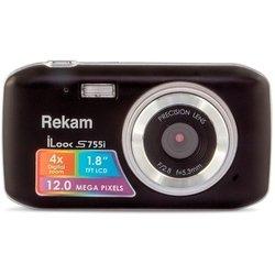Фотоаппарат Rekam iLook S755i (черный)