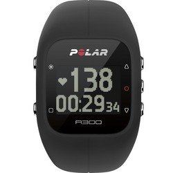 Часы спортивные Polar A300 HR (черный)