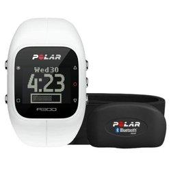 Часы спортивные Polar A300 HR (белый)