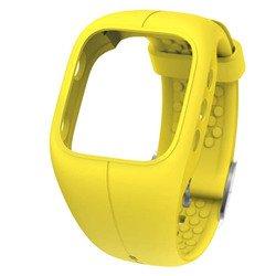Контактная манжета для спортивных часов Polar A300 (91052231) (желтый)