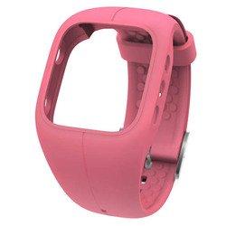 Контактная манжета для спортивных часов Polar A300 (91054247) (розовый)