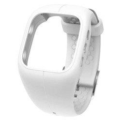 Контактная манжета для спортивных часов Polar A300 (91054246) (белый)
