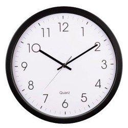 Часы Hama H-113976 (черный/белый)
