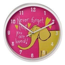 Часы детские Hama Elephant H-123171