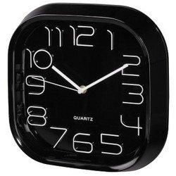 Часы настенные Hama PG-280 (черный)