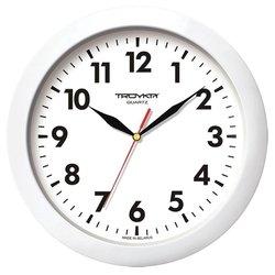 Часы настенные Тройка 11110118 (белый)