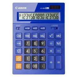 Калькулятор бухгалтерский Canon AS-888-BL (синий)