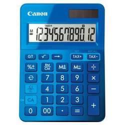 Калькулятор настольный Canon LS-123K-MBL (синий)