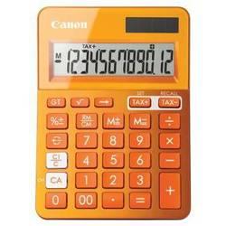Калькулятор настольный Canon LS-123K-MOR (оранжевый)
