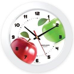 Часы настенные Тройка 51510533 (Яблоки)