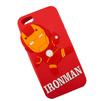 Чехол-накладка для Apple iPhone 5, 5S, SE (0L-00001376) (красный) - Чехол для телефонаЧехлы для мобильных телефонов<br>Чехол-накладка плотно облегает корпус и гарантирует надежную защиту от царапин и сколов.<br>