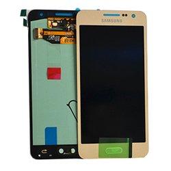 Дисплей для Samsung Galaxy A3 A300F в сборе (0L-00001723) (золотистый)