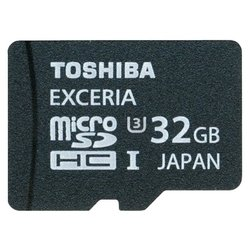 Toshiba SD-CX32UHS1 + SD adapter