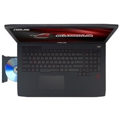 "asus rog g751jy (core i7 4870hq 2500 mhz/17.3""/1920x1080/24.0gb/1256gb hdd+ssd/blu-ray/nvidia geforce gtx 980m/wi-fi/bluetooth/win 8 64)"