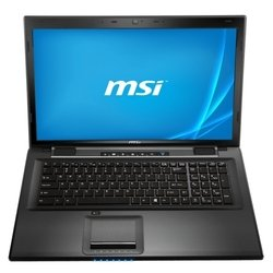 "msi cx70 2qf (core i5 4210m 2600 mhz/17.3""/1366x768/4gb/500gb/dvd-rw/nvidia geforce 940m/wi-fi/bluetooth/win 10 home)"
