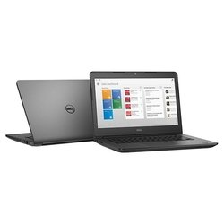 "dell latitude 3450 (core i5 5200u 2200 mhz/14.0""/1366x768/4.0gb/500gb/dvd нет/intel hd graphics 5500/wi-fi/bluetooth/linux)"