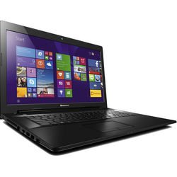 "lenovo g70-80 (core i5 5200u 2200mhz/17.3""/1600x900/4.0gb/1000gb/dvd-rw/nvidia geforce 920m/wi-fi/bluetooth/win 8) (80ff003brk) (черный)"