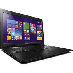"Lenovo G70-80 (Core i5 5200U 2200Mhz/17.3""/1600x900/8.0Gb/1000Gb/DVD-RW/NVIDIA GeForce 920M/Wi-Fi/Bluetooth/Win 8) (80FF004WRK) (черный)"