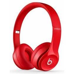 Наушники накладные Apple Beats SOLO 2 Wireless (красный)