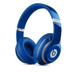 Наушники Apple Beats STUDIO 2 WIRELESS (белый/голубой)