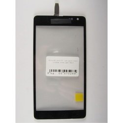 Тачскрин для Microsoft Lumia 535 (70269) (черный)