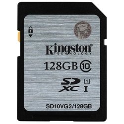 Kingston SD10VG2/128GB