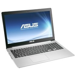 "asus k551ln (core i7 4500u 1800 mhz/15.6""/1366x768/4.0gb/1000gb/dvd-rw/nvidia geforce 840m/wi-fi/bluetooth/без ос)"