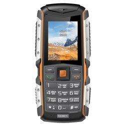 teXet TM-513R (черно-оранжевый) :::