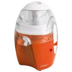 Соковыжималка центробежная Scarlett SC-JE50S25 (оранжевый)